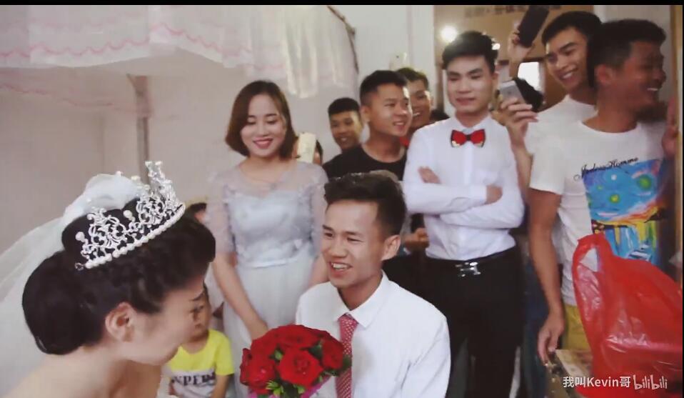 跟拍自己兄弟的婚礼,自己被感动了