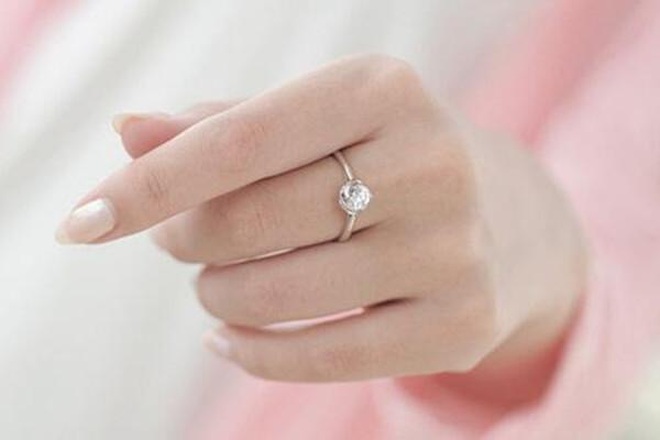 定婚戒指带哪只手  第1张