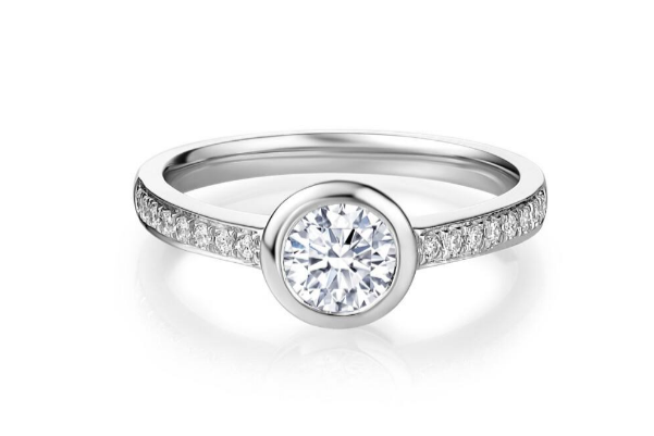 订婚戒指带哪个指头