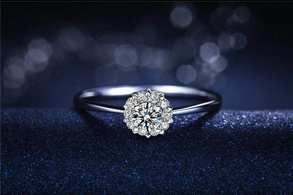 如何鉴别钻石戒指真假