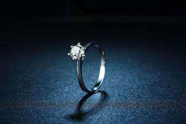 订婚男女戒指怎么带  第1张