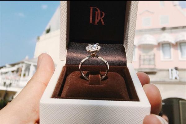戴瑞戒指在哪里买