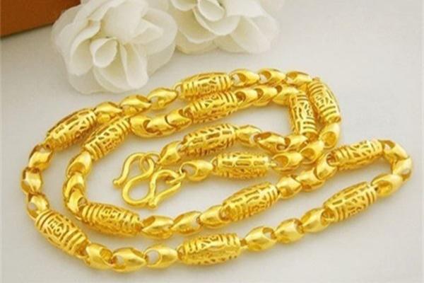 如何购买黄金项链
