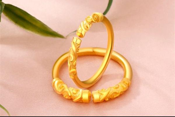 金戒指怎么选