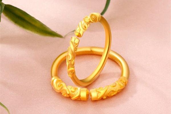 黄金戒指可以刻字吗  第2张