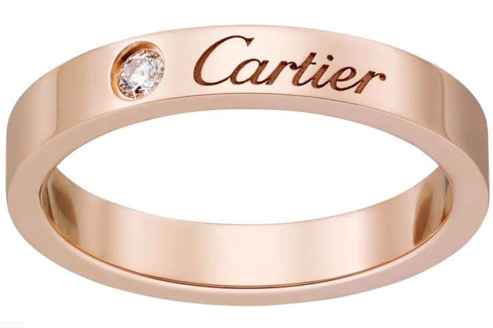 卡地亚戒指8号是多大  第1张
