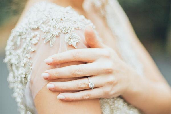 结婚对戒戴哪个手  第2张