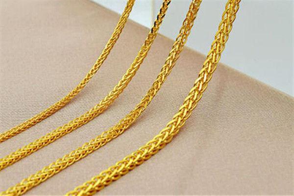 黄金项链哪种最结实  第2张
