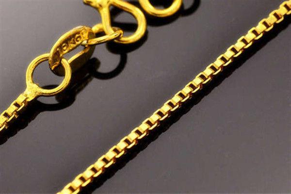 黄金项链哪种最结实  第3张