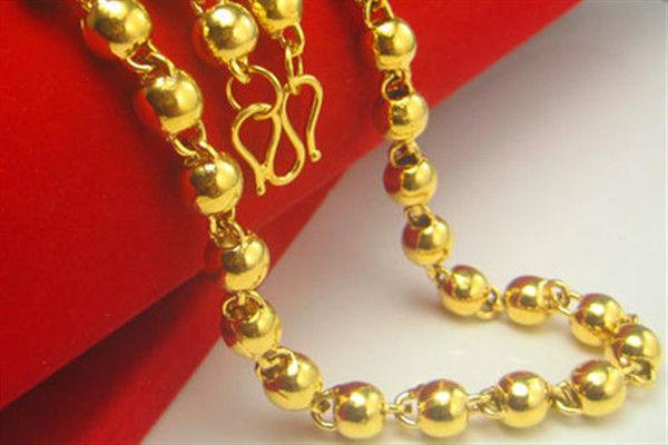 黄金项链哪种最结实  第7张