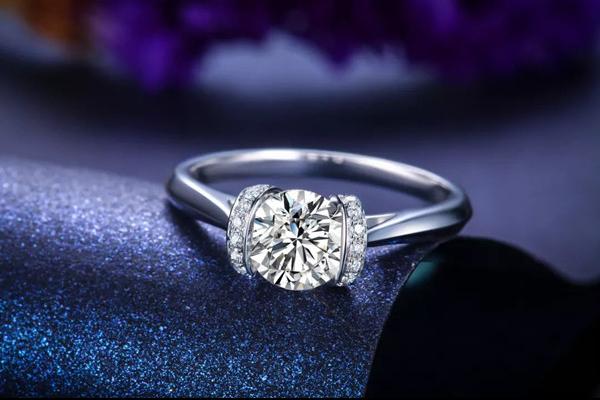 热恋的情侣戒指怎么戴  第1张