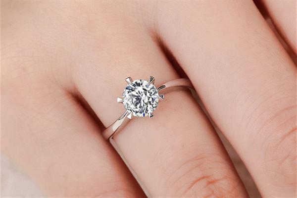手指六厘米戴几号戒指